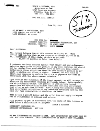 sle debt settlement agreement letter leave templates amazing sj packman