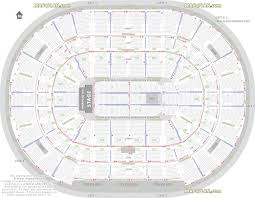 Wells Fargo Arena Virtual Seating Chart 40 Precise Sprint Center Seating Capacity