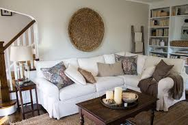 who makes pottery barn furniture. Delighful Barn Pbbasicsmallsectionalreview In Who Makes Pottery Barn Furniture T