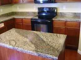 image of faux granite countertops kitchen