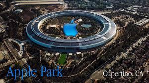 Resultado de imagen para apple park silicon valley