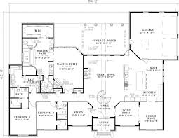 ranch home floor plans. Wonderful Ranch First Floor To Ranch Home Plans