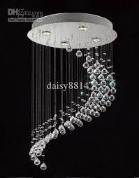incredible new chandelier designs hot ing round design crystal ceiling chandelier modern led