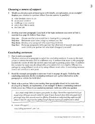 Narrative Writing Worksheets Grade 4 Related Post Essay Writing
