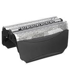 Örgü parçaları Net yedek kafa filmi kesici dayanıklı ızgara sakal elektrikli  kolay kurulum koruyucu tıraş makinesi folyo Braun 51B 51S|Razor