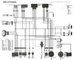 similiar 1985 honda 250 big red wiring diagram keywords honda 250r wiring diagram besides 1981 honda atc 200s three wheeler