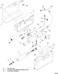 Fuel pump and fuel cooler