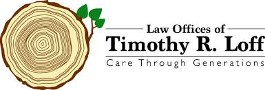 Law Office Logo Design Inspiration The Law Offices Of Timothy R Loff Elder Law Attorney