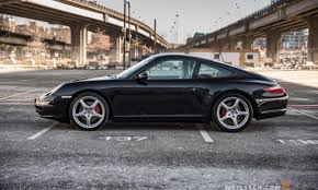 2007 Porsche 911 Carrera 4S Coupe - Weissach