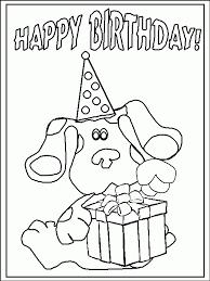 Verjaardag Themas Kleurplaten Kleurplaten Print Een Mooie