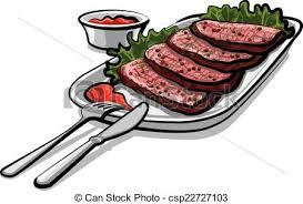 roast beef clipart. Exellent Beef Roast Beef With Sauce  Csp22727103 To Roast Beef Clipart P