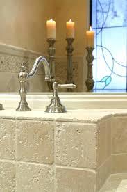 bathtub faucet tumbled marble tile bathroom with bath tub parts jacuzzi faucets reviews lyndsay fauce