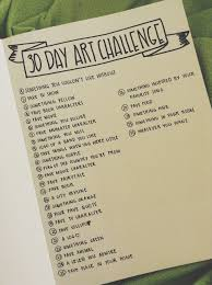 best sketchbook prompts ideas sketchbook 30 day art challenge to all who pinned this please post and pin what you have