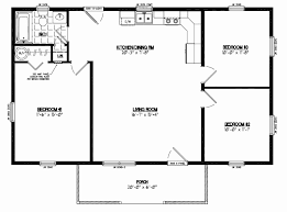beautiful 26 by 40 house plans 24 x 40 floor plans luxury appealing house map 15