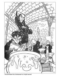 Small Picture Harry potter in the classroom coloring pages Hellokidscom