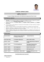 DINESH GAUR RESUME CAD DESIGNER MECHANICAL1. DINESH KUMAR GAUR Mobile:  +91-9871471256 Email: gaur.dk@gmail ...