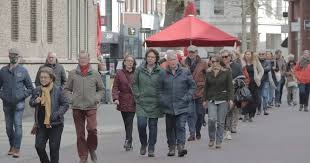 During the 2010s omzigt became a vocal opponent of mark rutte which his party is in a coalition with since 2017. Supporters Of Pieter Omtzigt March In Enschede For Cda Mp Aphasiarc