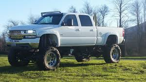 loaded 2008 Chevrolet Silverado 2500 LT1 monster truck | Monster ...