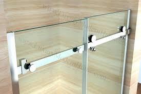 bathtub sliding glass doors bathroom tub alcove door parts glas bathtub sliding glass doors