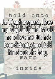 I Love My Baby Daddy Quotes Mesmerizing I'm 48 And Pregnant I Love My Baby Daddy And He Told Me He Love Me