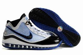 lebron 7 shoes. nike air max lebron vii shoes black white blue,basketball id,beautiful in colors 7
