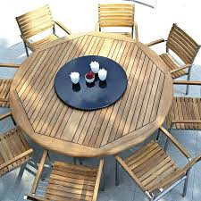 astounding round wooden garden table and chairs patio amusing round wood table wooden garden furniture sets