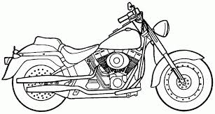 We hope you and your child have a fun time coloring the above free printable motorcycle coloring pages online. Printable Free Transportation Motorcycle Colouring Pages For Kids Coloring Home