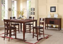 Holland House Dining Room Canton Pub Dining Set 388519 - Furniture ...