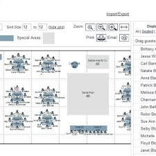 Wedding Table Planner Tool Using Wedding Mapper Makes Your Wedding Planning Simple And