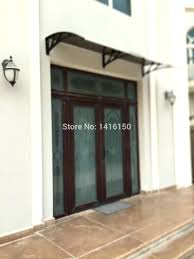 Cheap Door Awnings Roof Over Front Entrance Bungalow Restoration ...