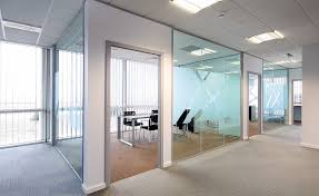 gallery office glass. Ref : Partitions 18 Gallery Office Glass L
