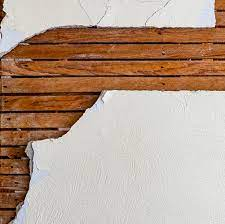 how to repair a plaster ceiling the