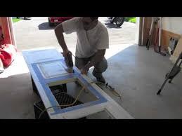 garage windows install