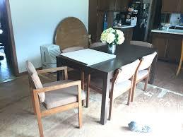 full size of dining room table bjursta dining table table set bjursta round extendable table