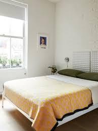 In their Chelsea, Manhattan apartment, Noam Dvir and Daniel Rauchwerger DIY-ed  a