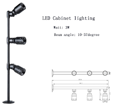 led display case lighting marvelous cabinet unique lights furniture home design ideas 3