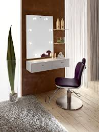 Modern Bedroom Vanity Bedroom Contemporary Wall Mounted White Vanity Table With Mirror