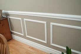 chair rail. Chair Rail Moulding Popular Molding With Foam Alternatives Pertaining To 4 N