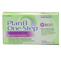 Birth Control With Plan B Buy Plan B One Step Emergency Contraceptive Pill
