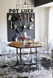 Industrial Dining Room Table Diy Honeycomb Table With Industrial Pipe Legs A Beautiful Mess