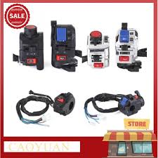 <b>7</b>/8inch <b>Motorcycle Handlebar</b> Horn Turn Signal Light Switch ...