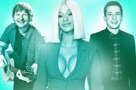 Billboard Chart Beat Chart Beat Podcast Ed Sheeran Cardi B Charlie Puth