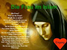 pflichten der frau im islam