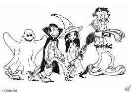 Disegni Di Halloween Da Colorare Dolcetto O Scherzetto Disegni