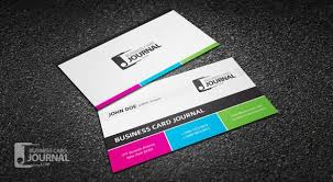 Namecard Format 75 Free Business Card Templates That Are Stunning Beautiful