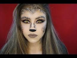 werewolf makeup tutorial marki roce