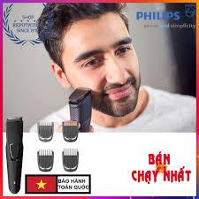 Fullbox - Máy cạo tỉa râu đa năng Indonesia Philips BT1214