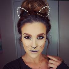 so wearable for work complete the look with an all black outfit you already have in your closet trick or treat halloween makeup h