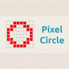 Pixel Circle Oval Generator Minecraft Donat Studios
