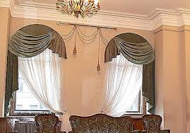 Arched Window Treatment Ideas Amazing Home Interior Arch Treatments Design  With Dark Orange Throughout 18 ...